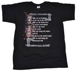 T-Shirt Viking Law B50343
