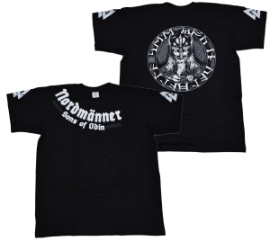 T-Shirt Nordmänner Sons of Odin
