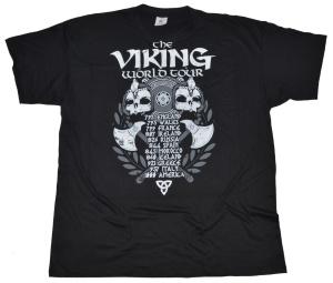 T-Shirt The Viking World Tour RU