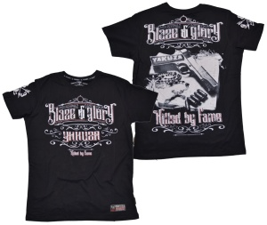 Yakuza Ink T-Shirt Blaze In Glory