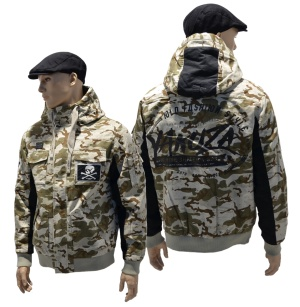 YAKUZA Old Fashion Winter Jacke