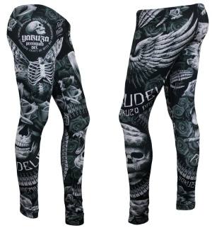 Yakuza Premium Damen Leggings GL2283