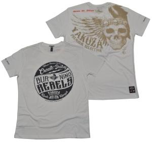 Yakuza Premium T-Shirt Burning Rebels 2407