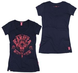 Yakuza Premium Damen T-Shirt Wolf GS2232
